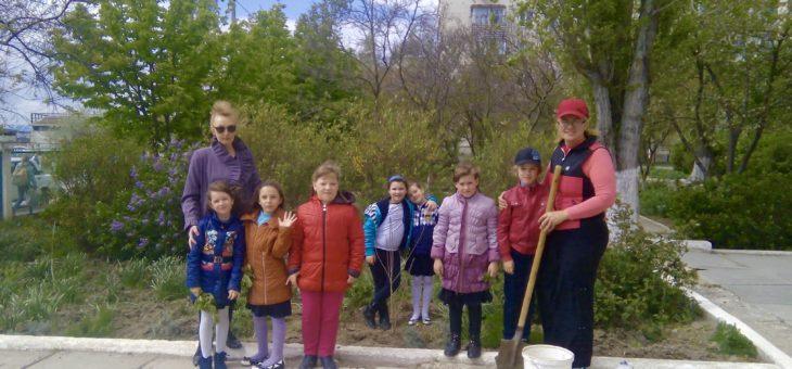 Учащиеся студии ENCAUSTIC приняли участие в экологическом марафоне
